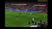 Севилия 0 - 1 Реал Мадрид Полу финалите на Купата на Краля