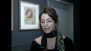 Новооткрит автопортрет на Шарл Бодлер осветява тъмния свят на поета