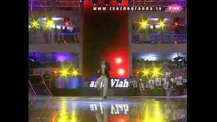 Nemanja Vlahović - Dajte vina hoću lom (Zvezde Granda 2010_2011 - Emisija 31 - 07.05.2011)