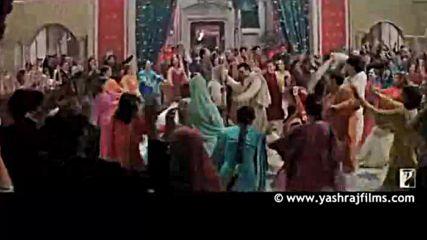 Veer Zaara Aur Udit Narayan - Main Yahaan Hoon ( Dukhad Bhaarateey Geet)