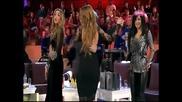 Milica Todorovic - Hoy - Gloria Estefan - LIVE - Narod pita - TV Pink 03.02.2014