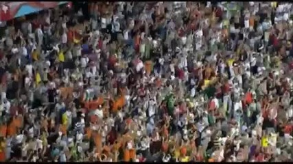 World Cup 2010 - Wavin Flag