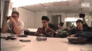 Bild.de video - Dirty Talk mit Tokio Hotel!
