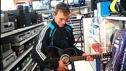kitaraci fransada