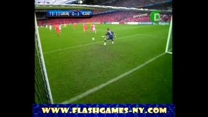 1 - вия ГОЛ на ЕВРО 2008 Швейцария 0:1 Чехия!!!