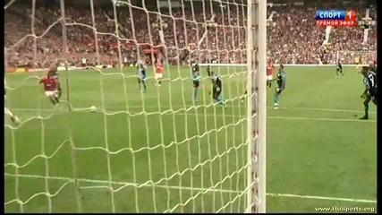 Manchester U vs Arsenal 8-2