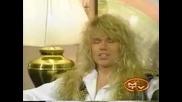 Whitesnake Interview 1989
