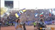 Хореография на Левски 29.04.2012.
