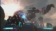 Metroplex Help - Transformers Fall of Cybertron Gameplay