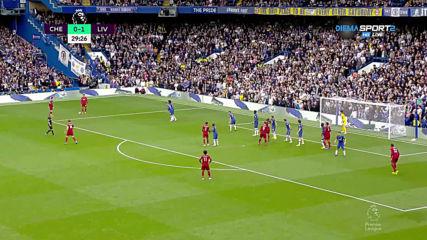 Челси - Ливърпул 0:2 /първо полувреме/