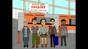 Animated Croft - Еп. 6: Ваканция