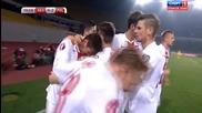 Грузия 0:4 Полша 14.11.2014