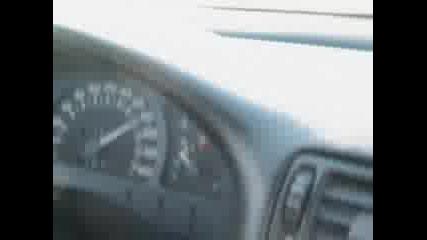 Opel Vectra - Ускорение