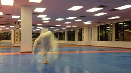 Amazing Taekwondo Kicks-skills