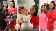 Преслава отпразнува пищен рожден ден, духна свещичките с Паола