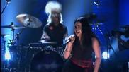 * H D * Evanescence - Made of Stone на живо