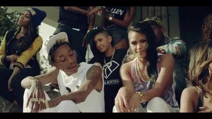 Cassie feat. Wiz Khalifa - Paradise ( Официално Видeo )