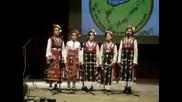 Дреме ми се лега ми се - детска фолклорна група гр.долни чифлик