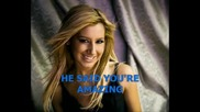 Ashley Tisdale - He Said She Said Karaoke