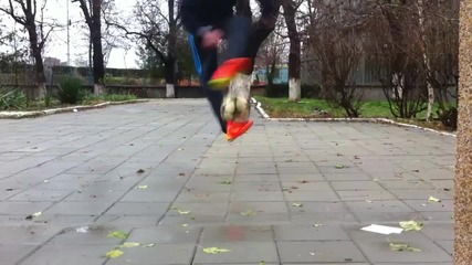 Freestyle Football Atw и Crossover Урок за начинаещи