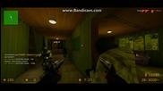Counter-strike: Source - Zombie Escape 4 [bg]