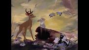 Бамби - Детски анимационен филм Бг Аудио 1942
