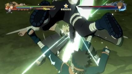 Naruto Shippuuden Ultimate Ninja Storm 4 Епизод 02