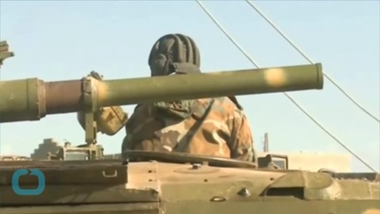Rebels Attack Syrian Army Base