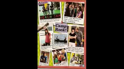 Camp Rock - Demi Lovato & Joe Jones