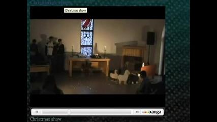 Christmas Show In Church John Wesley Dobrich City