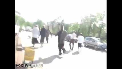 Откраднатия Сникърс