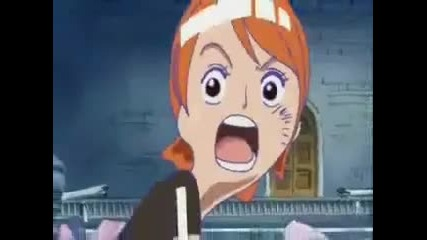 One Piece Nami Vs Kalifa