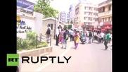 Индия: Най-малко четири жертви в Бихар след разрушителните земетресения в Непал