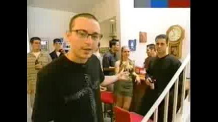 Linkin Park - Mtv Cribs - Chester Benningt