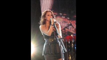 Дулсе Мария - снимки от концерти