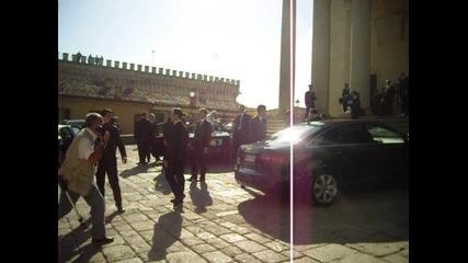 В Сан Марино Папата