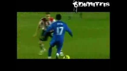 futbol skills 2009