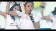 Hq 110624 A Pink - It Girl (comeback Stage) Music Bank June 24, 2011