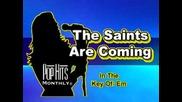 U2 & Greenday - The Saints are Coming - karaoke