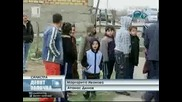 Цигани рушат блок в Силистра