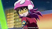 Yu - Gi - Oh Arc - V Episode 55 eng sub