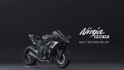 Hовото Kawasaki Ninja H2r 2015 - Official Video Introduction
