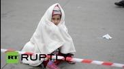 Austria: Over 6,000 refugees cross into Nickelsdorf from Hungary