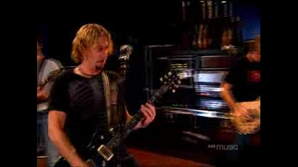 Nickelback - Animals(aol Sessions)