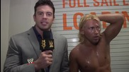 Tyler Breeze's reaction to becoming the No. 1 Contender for the Nxt Title