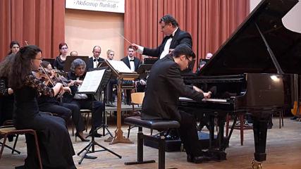 2. Beethoven-concerto num. 3,1 mouv. Georgi Belchev