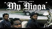 100 Кила ft Yg, Jezzy, Rich Homie Quan - My nigga [new 2014]
