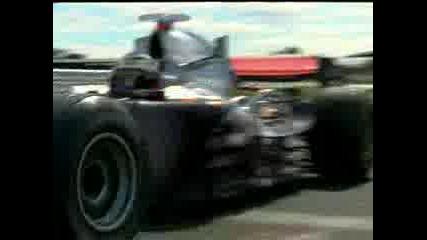 F1 Montoya Mclaren - Mercedes Johnnie Walker