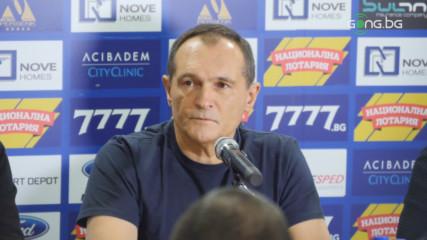 Васил Божков: Ако одържавят лотарията, не мога да финансирам Левски