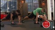 Фитнес тренировка за сила, фаза 2